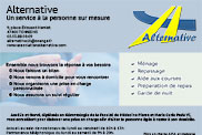 Aperçu de l'encart publicitaire 2014 de l'Association Alternative