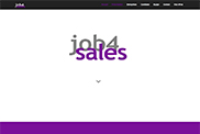 Aperçu du site job4sales